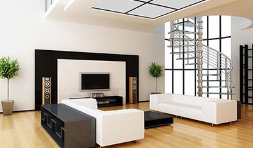 New development of duplex apartments